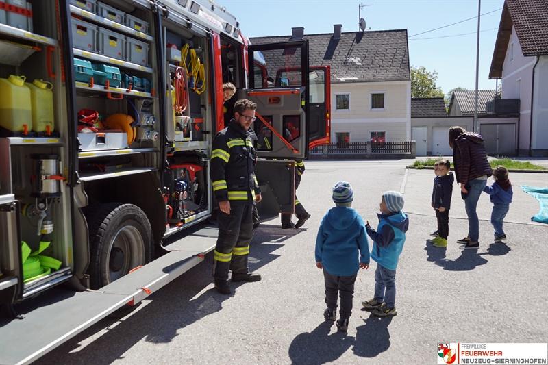 Feuerwehrmänner : Einstieg, Aufstieg, Einkommen